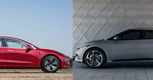Specs Don't Lie: Kia EV6 Vs Tesla Model 3
