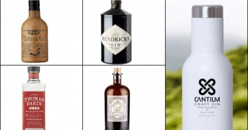 The best gin, whisky and rum taste tested!