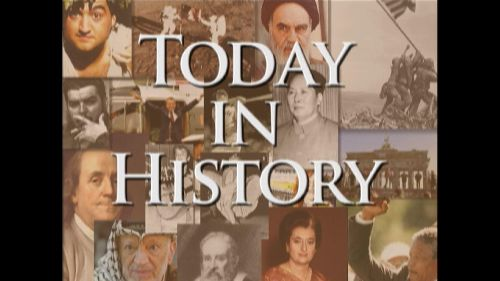 Today in History for February 7th