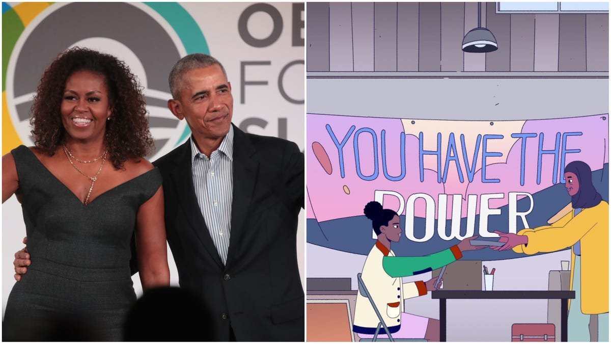 The Obamas Are Coming Back to Netflix