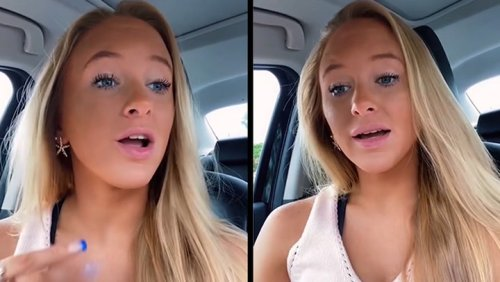 What The Hostess Can't Say In Person, She'll Say On TikTok