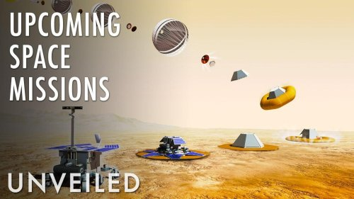 12 Upcoming Space Missions From the Moon to Alpha Centauri | Unveiled