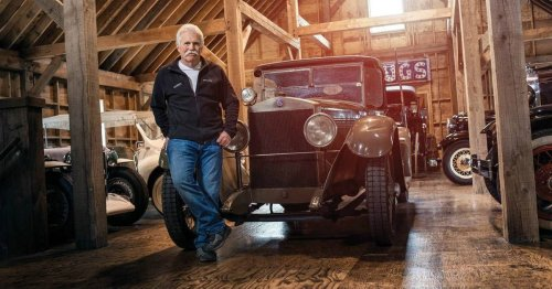 10 Things We Just Learned About Chasing Classic Cars And Wayne Carini