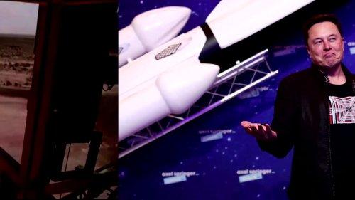 Musk beats Bezos over $2.9 bln NASA contract