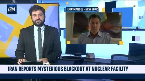 Iran Nuclear Facility Suffers Blackout, Reportedly Carried Out by Mossad