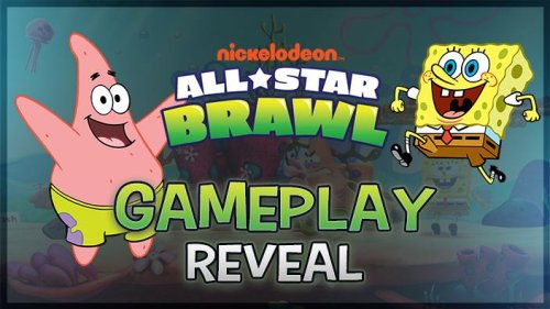 First look at NICKELODEON ALL-STAR BRAWL gameplay