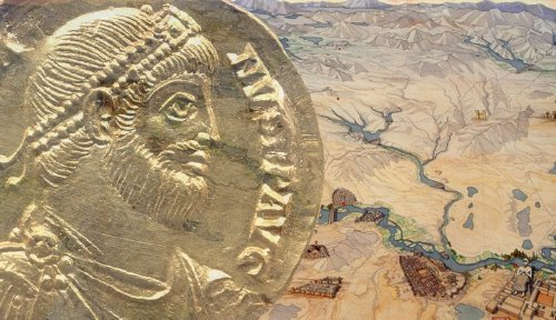 The Battle Of Ctesiphon: Julian's Persian War
