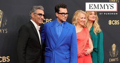 The Best Moments from the 2021 Emmy Awards