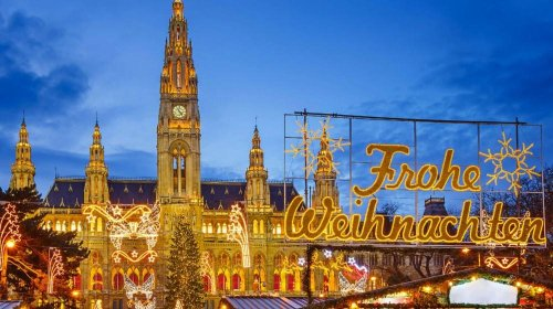 Christmas Markets in Europe!
