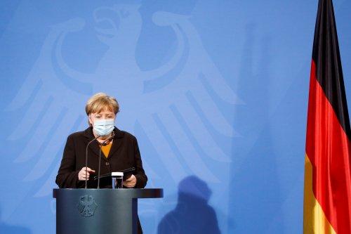 Merkel mahnt zum Testen und Ruhetagen über Ostern