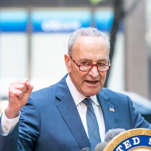 Listen: Senate Unveils $1T Infrastructure Bill
