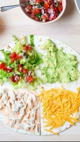 OK, Fine, the TikTok Chicken Taco Tortilla Hack Is Truly Genius