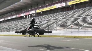 Japanese Start-up Wants Supercar Users to Trade In Their Vehicle for a $680,000 Hoverbike