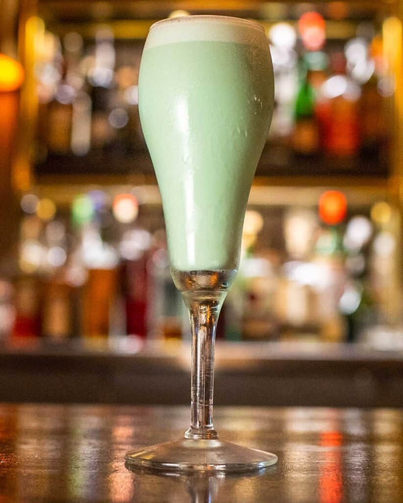 Grasshopper Cocktail – A New Orleans Classic
