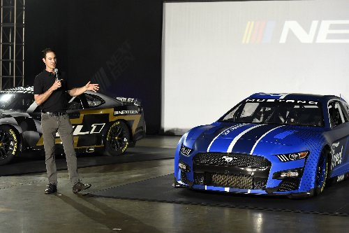 NASCAR returns to roots with sleek new pony cars for 2022