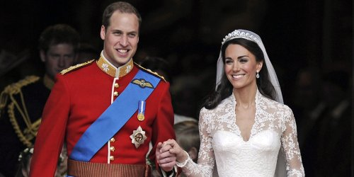 It's been 10 years! A look back at William and Kate's royal wedding