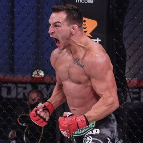Michael Chandler Set to Make his Debut in the Octagon at UFC 257
