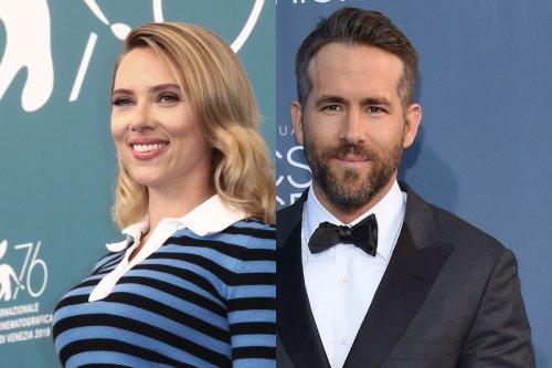 Ryan Reynolds Leaning On Ex Scarlett Johansson Amid Problems With Blake Lively?