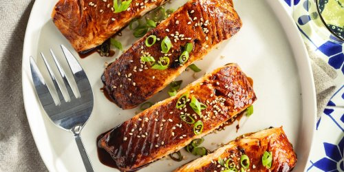Teriyaki Salmon & More of Our Best New Salmon Recipes