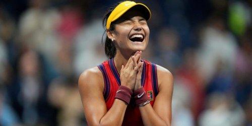 Emma Raducanu makes history with her extraordinary US Open win