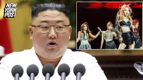 Kim Jong-un K-pop is a 'vicious cancer' that merits work camp, execution
