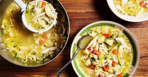 Classic Chicken Noodle Soup For The Soul