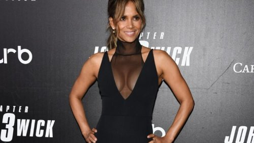 Halle Berry has no time for the haters