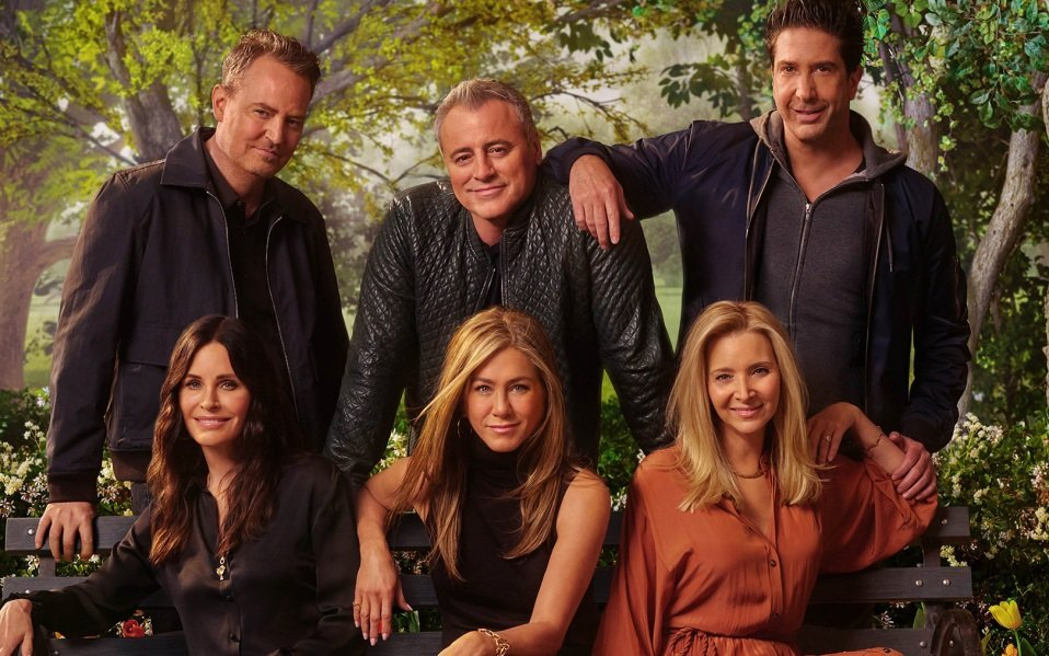 How To Watch 'Friends: The Reunion' (Plus Other Great Flicks) This Weekend