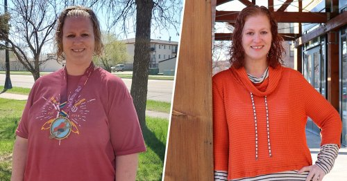'Changing your mindset': Woman loses 149 pounds by walking