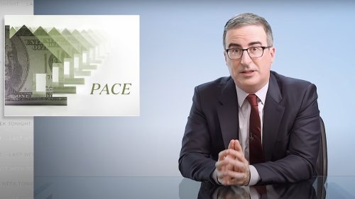 John Oliver's Latest Piece Is a Big Warning For Every Homeowner