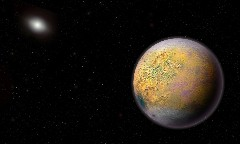 Discover solar planet