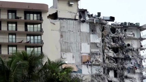 Dozens missing, one dead in FL building collapse