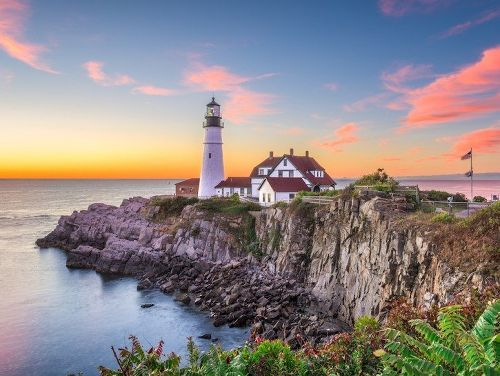 Ultimate Coastal Maine Road Trip