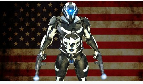 American Terminator cover image
