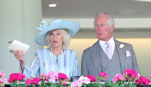 Camilla Parker Bowles Reportedly On The Outs With The Royal Family
