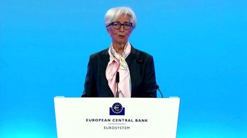 Too soon to talk end of ECB bond buys - Lagarde