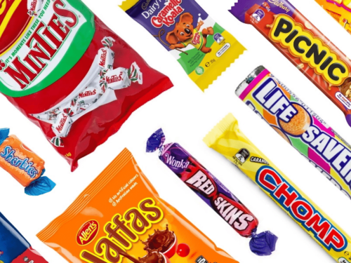 40 Best Australian Lollies, Candy and Sweets