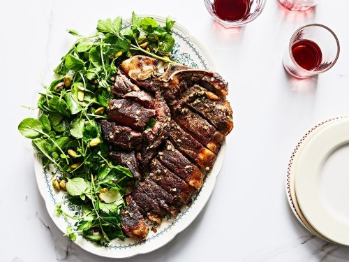 José Andrés on his trick for cooking flavorful steak—And 21 more recipes
