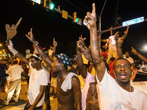 Two Days, Two Deaths: The Police Shootings Of Alton Sterling And Philando Castile
