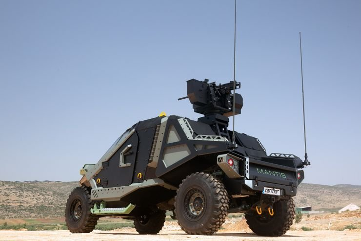 10 Badass Military Vehicles You Never Knew Existed