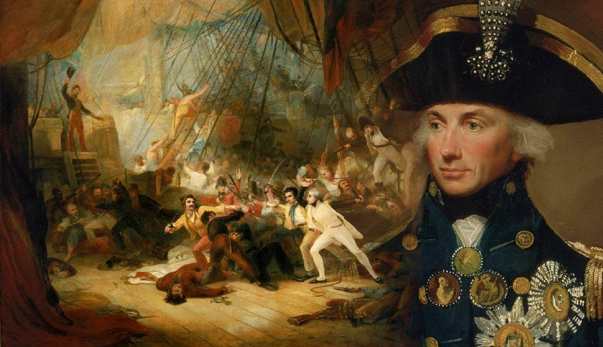 Horatio Nelson: Britain's Famous Admiral