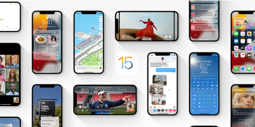 Neat New Features from iOS 15