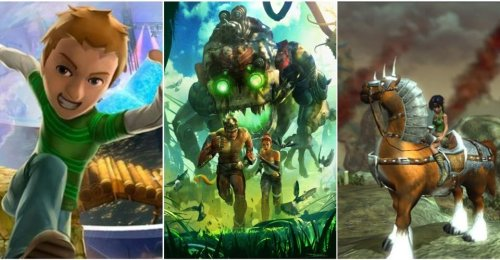 10 Xbox 360 Games Everyone Forgot About