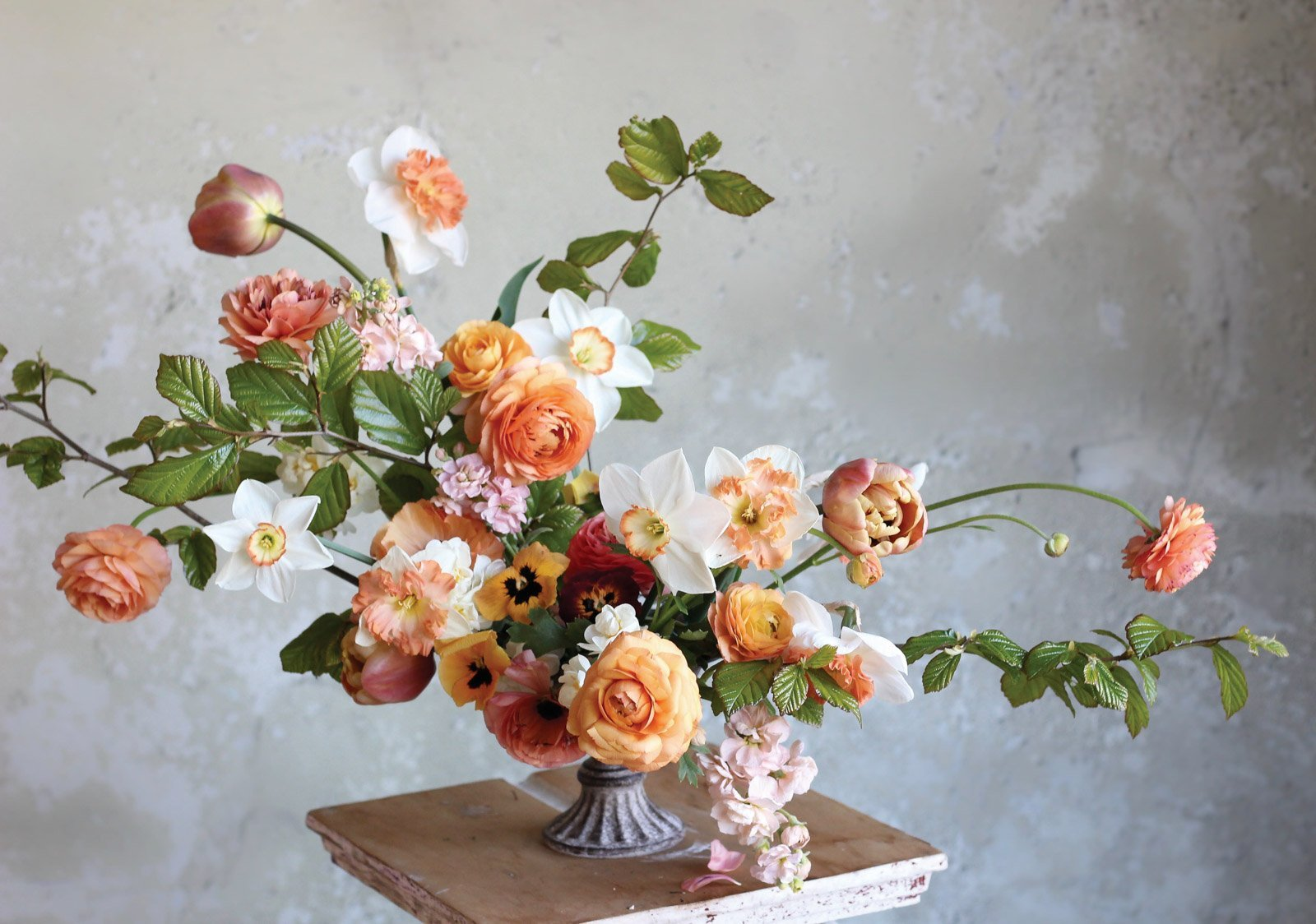 The Floristry Industry Has a Garbage Problem. Find Out Why.