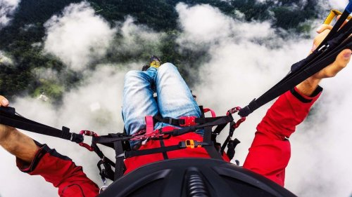 """What If My Parachute Fails? — Plus 4 Other """"What If"""" Scenarios"""