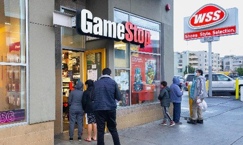 The Latest on GameStonk: Robinhood Halts Trades, Promptly Sued