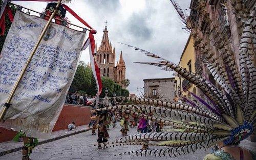 San Miguel de Allende, Mexico Postcard