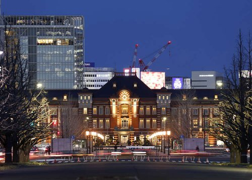 Tokyo's Impressive Architectural Treasures