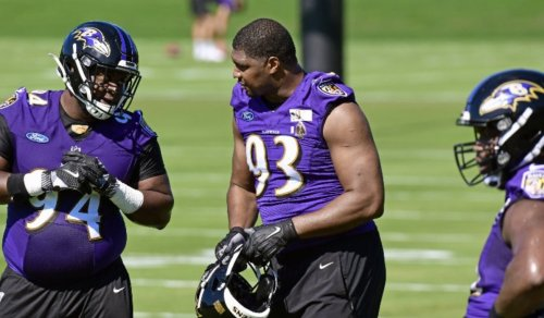 Ravens' Campbell: 'I really feel like this could be a really big year'   VIDEO