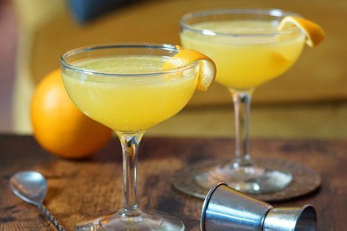 Popular Orange Cocktail Recipes
